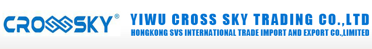 YIWU CROSS SKY TRADING  CO.,LTD